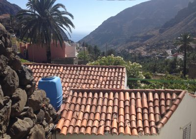 El Molino Haus oben
