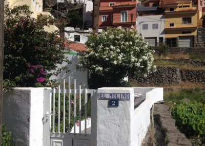 El Molino Eingang